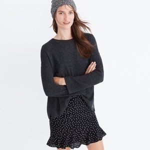 Madewell Donegal Northroad Pullover Sweater XS